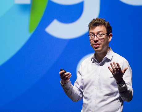 With Duolingo, computer scientist Luis von Ahn wants to make language learning as accessible and affordable as possible. (Photo: Bob Demers/UANews)